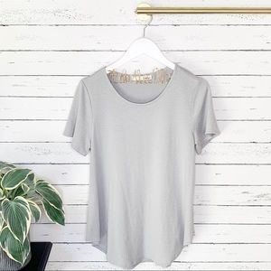 Aritzia Wilfred Free Esther Tee
